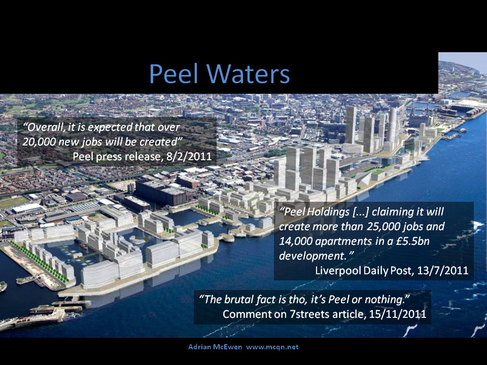 Peel Waters