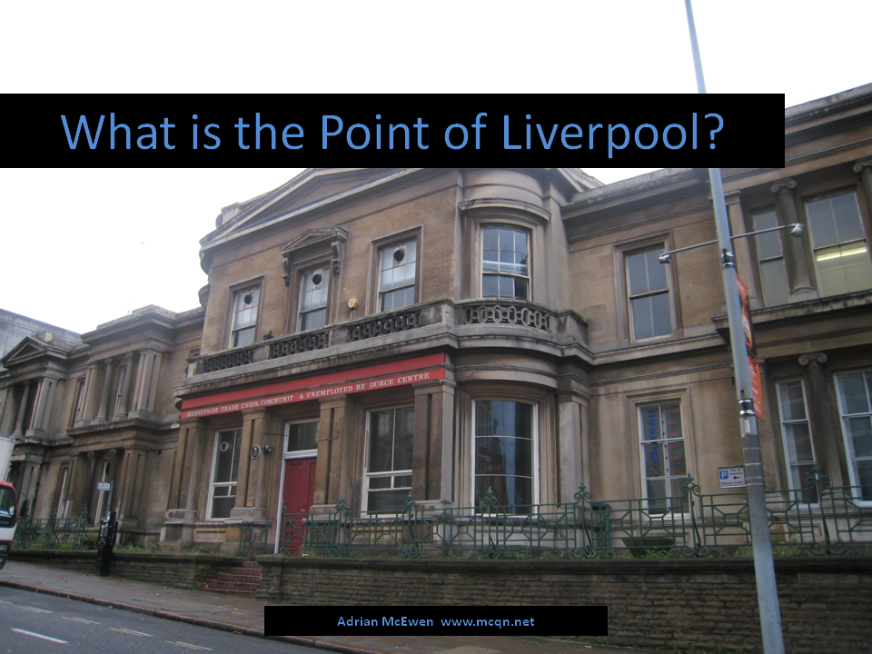 What is the Point of Liverpool?